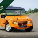 Sold Citroen-mehari-orange