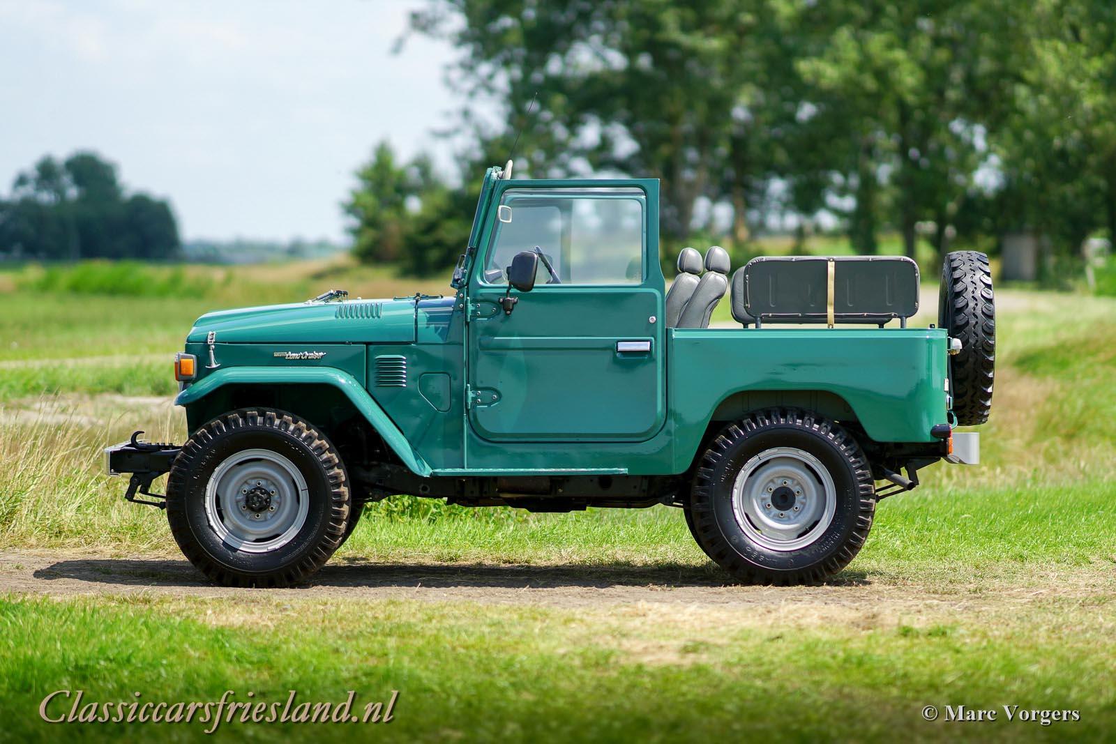TOYOTA LAND CRUISER BJ40 1980 - Classic Cars Friesland