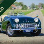 sold TRIUMPH TR3A ROADSTER 1959