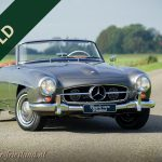sold MERCEDES BENZ 190 SL ROADSTER 1956